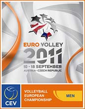 2011 CEV Volleyball European Championship - Men - Final Round