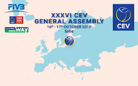 2015 CEV XXXVI General Assembly