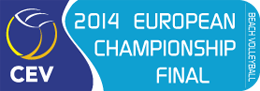 2014 CEV Beach Volleyball European Championship Final