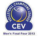 CEV Volleyball Champions League 2013 - Men's Final Four