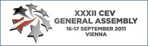 XXXII CEV General Assembly