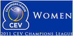 2011 CEV Volleyball Champions League - Women