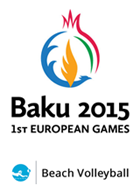 Baku 2015 - 1st EUROPEAN GAMES Beach Volleyball