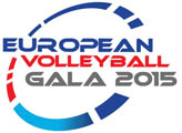 European Volleyball Gala 2015