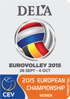 2015 CEV Volleyball European Championship Women
