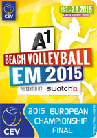2015 CEV Beach Volleyball European Championship Final