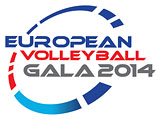 European Volleyball Gala 2014
